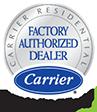 Carrier - Factory Authorized Dealer