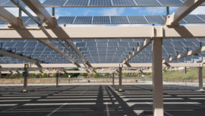 Commercial Solar Panel Installation College Station